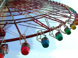 Ferris Wheel by wannabee
