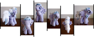 Another Cloudchaser Plushie (For Sale) by weRDunfo