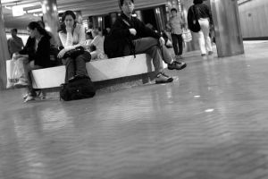 Urban Patience by shom