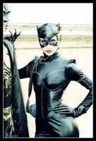 Catwoman. by Elessar777