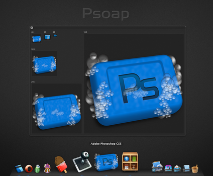 Psoap5 by hotiron