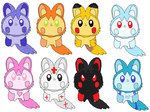 Emonga point adoptables 1 OPEN by dragonstar368