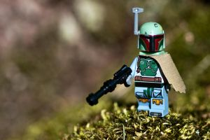 The return of Boba Fett... by Artamir78