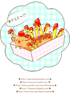 Sausage Dog by fuwa-san