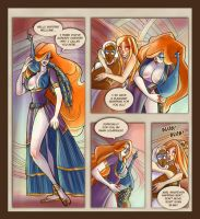 Webcomic - TPB - Colapesce's Reality - page 8 by Dedasaur