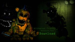 Withered Freddy Retextures [DOWNLOAD] by CoolioArt