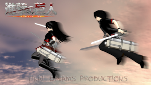 .:Soaring the Skies:. (Attack on Titans) by Smartanimegirl