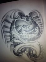 tattoo design 2 by white2tattoo4