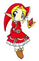 Lolita Link Red by Penny6