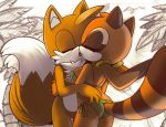 Tails and Marine by nancher