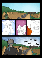 Chapter one page one by ronnie92