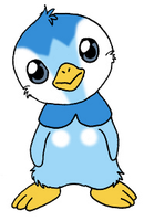 Box 14. 393 Piplup by Kuruttra