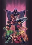 Teen titans by Eddy-Swan-Colors