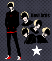 Devi Attis by veriitus