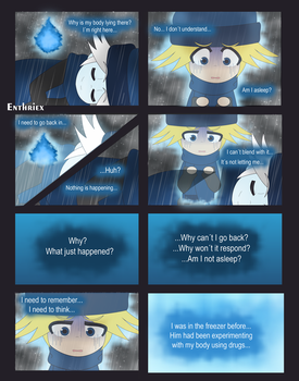 Chapter 0: Disruptive Trial pg 02 by Enthriex