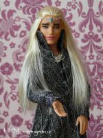 Welcome to my Kingdom! OOAK Thranduil by Menkhar