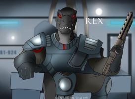 General Rex by VenomEXsoldier