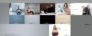 VAIO ads. by Dalash