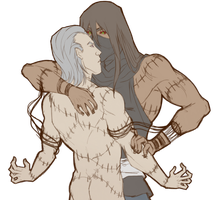 Shut Up And Let Me Put Your Body Together by RaikaiRan