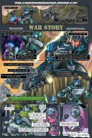 War Story by Transformers-Mosaic