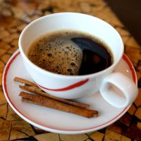 cinnamon coffee.. by jeffzz111