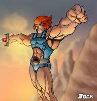 Lord of the Thundercats by MikeBock