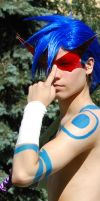 TTGL Kamina Cosplay 4. by Elffi