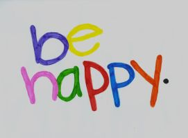 Be Happy by madds291011