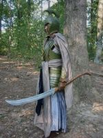 Lord Of the Rings 2nd Age Elven Armor by Jathoris