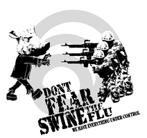Swine Flu - Graphic by TheRealMido