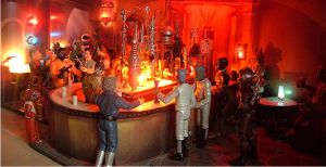 Star Wars Cantina Distillation by GalerieMoreau