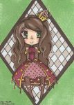 ACEO - Royal by MsCappuccino