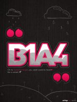 B1A4 Wallpaper by nday