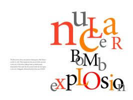 Typographic History Poster by webPHIX
