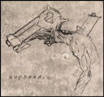 Gunhead by BenedictWallace