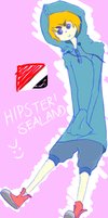 Hipsta!Sealand by Takonomiyaki