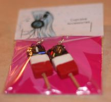 Fab Earrings by geurge