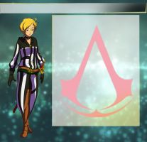 UA Leaola Animus Skin By  TheStrayLiger by ShortEthan