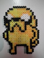 Jake the Dog Magnet by blargofdoom