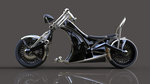 3D eCycle Black 06 by llexandro