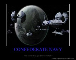 Star Wars The Clone Wars Confederate Navy by Onikage108