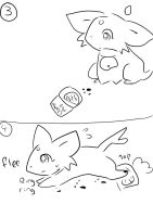 Chibi Espeon story pt 2 by Raynef