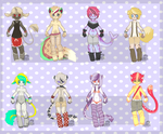 { Adoptables 011 OPEN } * reopenings by iEatMudkipz