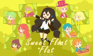 -UTAU- Sweet Float Flat by Keichan411
