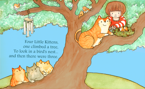 Four Little Kittens by springonion