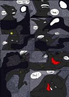Batman Beyond : Blackout Page 1 by haggith