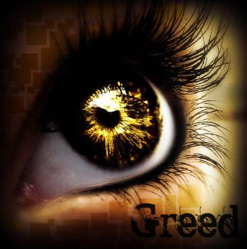 Seven Deadly Sins: Greed by Slightly-Spartan