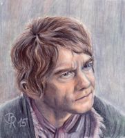 Bilbo by LoonaLucy