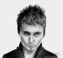 Matthew Bellamy by LPSoulX