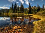 Unnamed Pond by IvanAndreevich